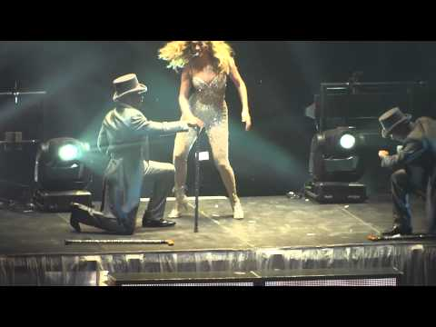 Jennifer Lopez Sydney part 1