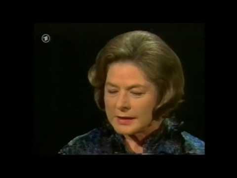 Ingrid Bergman deutsches Interview