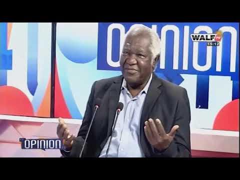 Opinion de ce 09 Mai 2012 avec Pierre Édouard Faye Invité Mamadou Ndoye Sg Ld