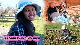BRITISH FILIPINA LIFE IN UK: SUSULITIN DAHIL DAY OFF!