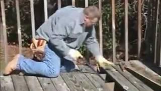 duckbill deck wrecker