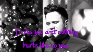 (lyrics) Olly Murs - Dear Darlin