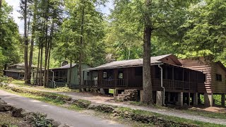 Abandoned Ghost Town | Hidden In The Smoky Mountains (Revitalization)