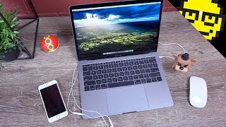 MacBook Pro 13 2017 Real World Review...