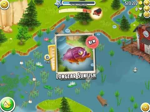 рыбалка hay