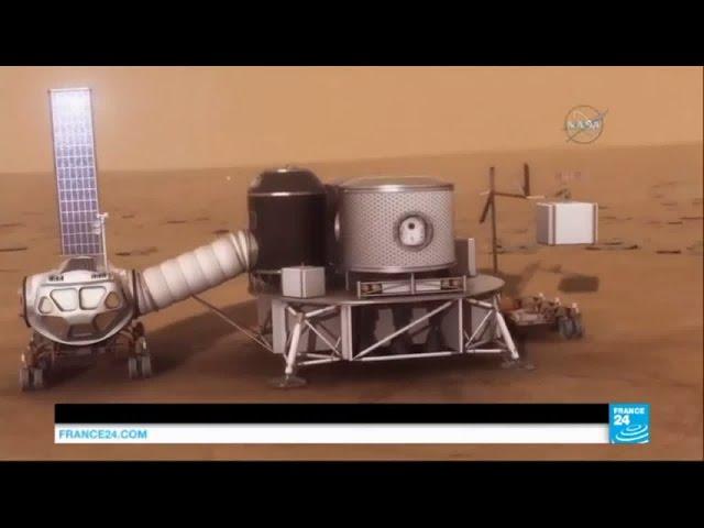 Découvrez le module habitable qui vise à coloniser la Lune ou Mars