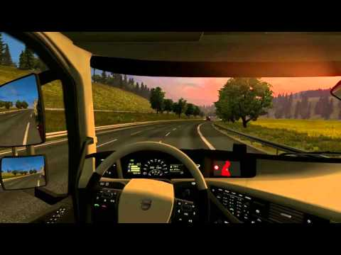 ETS 2   Convoy   #07.4   Server will going down? Oh vorbei...   Euro Truck Simulator 2 [HD]  