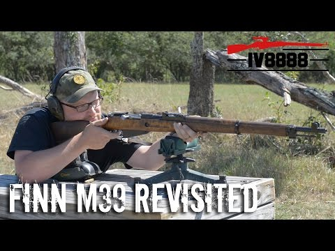Finnish M39 Mosin Nagant Revisited