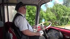 linja automuseo   Leiniön Liikenteen Scania Vabiksen koeajo 2 of 2