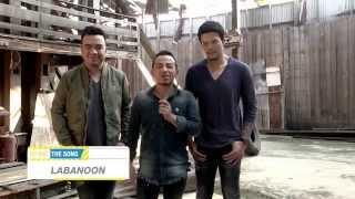 """Behind the song : เบื้องหลัง MV """"พลังงานจน"""" Labanoon feat.เปาวลี พรพิมล"""