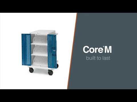 Bretford | CORE Series Charging Carts (Core M and Core X)