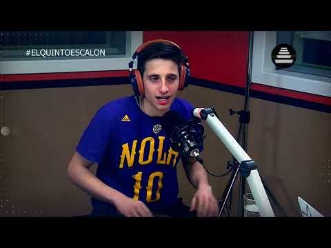 WOS CAMPEÓN 2017 - ENTREVISTA COMPLETA - El Quinto Escalón Radio (28/8/17)