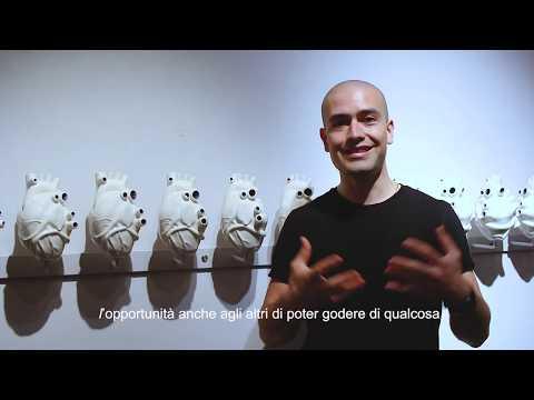 JAGO   Che Cos'è L'Arte? - Montrasio Arte / Milano 2017