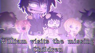 ~William visits the missing children~ (FNAF// Gacha Club)