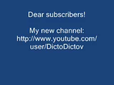 видео: Dear subscribers! /// Уважаемые подписчики!
