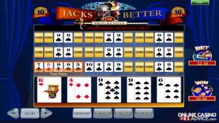 How to Play Multihand Video Poker - OnlineCasinoAdvice.com