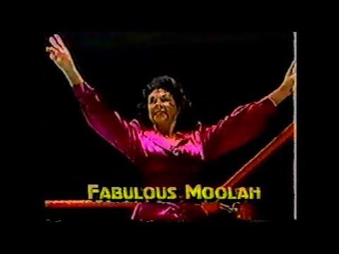 The Fabulous Moolah & Judy Martin vs. Susan Starr & Penny Mitchell, 9-24-1983