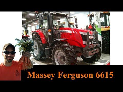 Massey Ferguson 6615 - Ottawa Farm show 2015