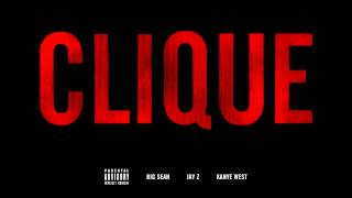 Kanye West - Clique (Clean with Lyrics) [1080p] [CC]
