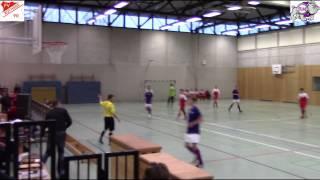 Eintracht Mahlsdorf (EM97/98) vs RW Hellersdorf Hallenturnier 10.1.15