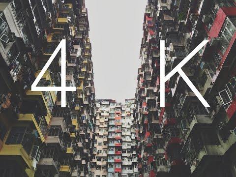 Hong Kong In 4K - Sony A7R II