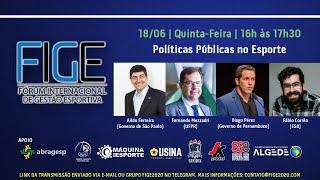 FIGE 2020 - Fórum Internacional de Gestão Esportiva