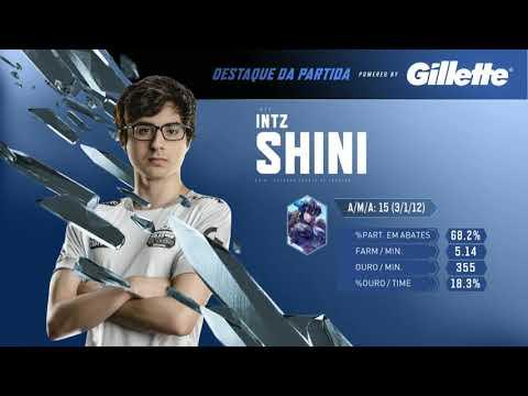 Shini: Jogador em Destaque - 1ª partida - Série de Promoção - INTZ x PRG - CBLoL 2018
