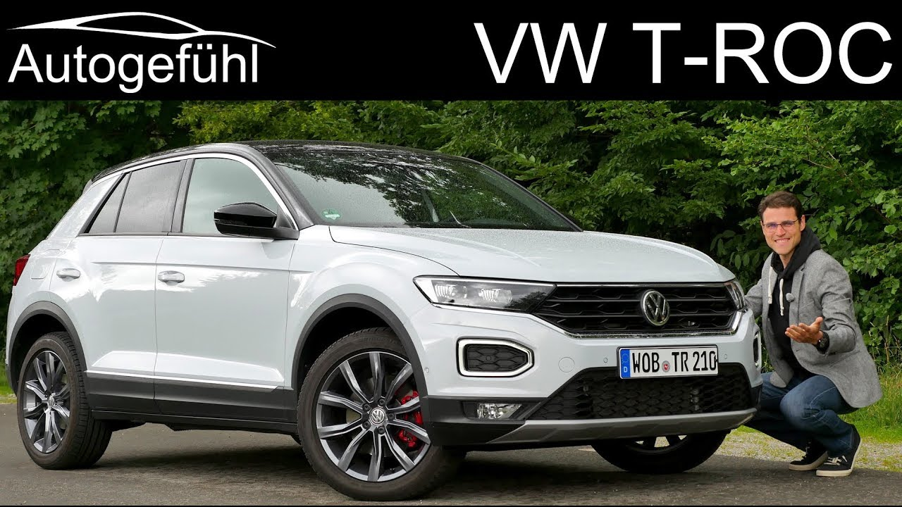 vw t roc sport full review the golf suv volkswagen. Black Bedroom Furniture Sets. Home Design Ideas