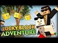 [BRAND NEW] DOUBLE'S TROLOLOLO SNOWMAN HOLE - Lucky Block Adventure (Minecraft Lucky Block Mod)