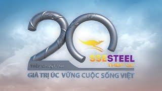 Gambar cover [Sunflymedia] [Corporation business]  20 năm Thép Úc - Giá trị Úc Vững cuộc sống Việt