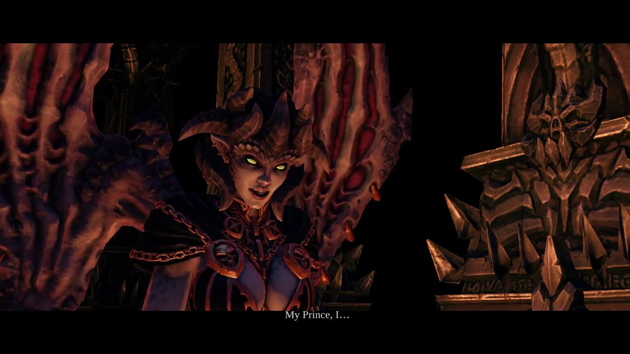 Darksiders 2 - Lilith's Punishment (Post-credits Scene ...