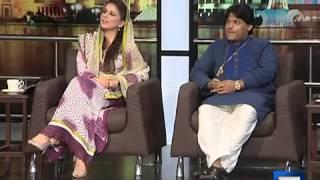 Dunya News - Mazaq Raat - 23-07-2014