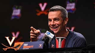 Virginia's Tony Bennett And Clutch Free Throws
