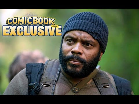 On The Phone: The Walking Dead's Tyreese (Chad Coleman) Talks About What Rapper He Would Be