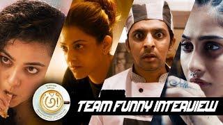 AWE Movie Team Super Funny Interview | Nani | Regina | Nithya Menen | Kajal | Eesha
