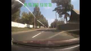 Донецкий таксист-гонщик Speed-y