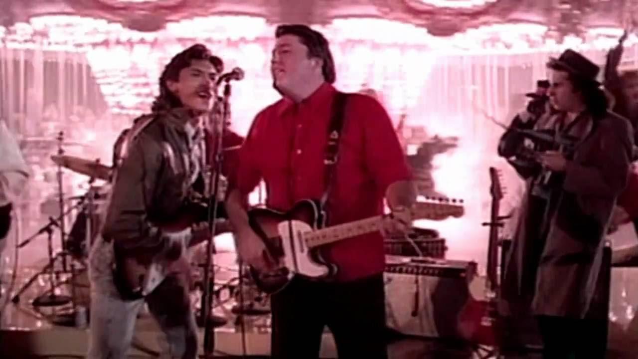 Los Lobos - La Bamba (Original Videoclip)