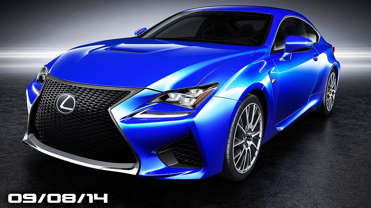 2015 Lexus RC F Price, Self-Driving Cadillac, Deadmau5 GT-R  - Fast Lane Daily