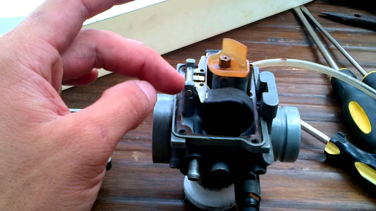 yamaha blaster 200cc carburetor [ 1280 x 720 Pixel ]