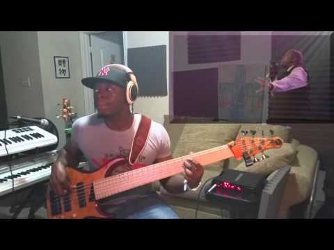 Spirit Break Out - William McDowell [Bass Cover]