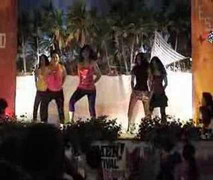 PAO 2007 Dancers in Linz, Austria