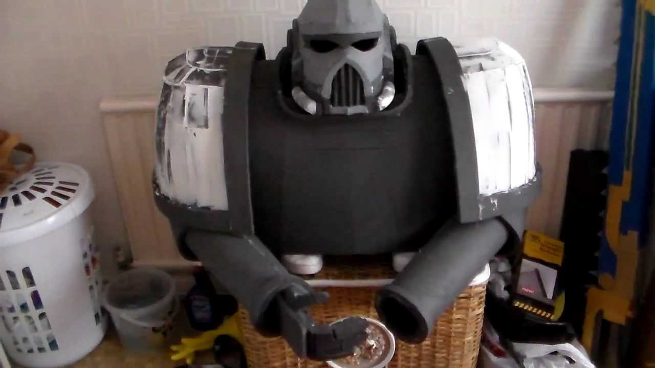 How to Make a Space Marine Costume