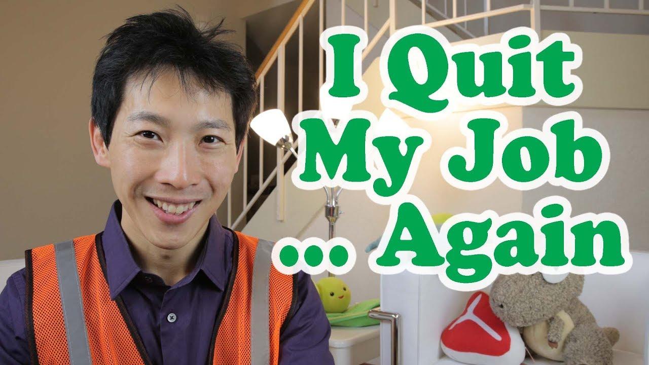 quitting my job costco