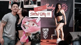 VLOG 4 : I REACH MY BODY GOALS !!! TIME TO SHOW !!! (bahasa)