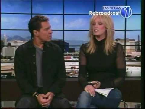 VEGAS LIVE, with Clint Holmes & Susan Anton, Dec. 19, 2003