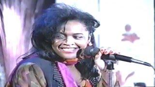 "Marla's Memorylane Singers Jam set '92 _ Craig T Cooper & Denise Steward-Bates_""Quality Time"""