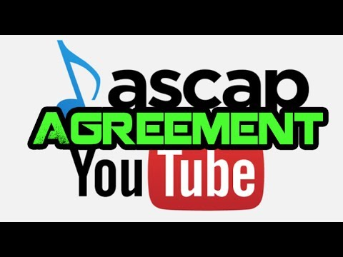 ASCAP & YouTube Reach New Agreement