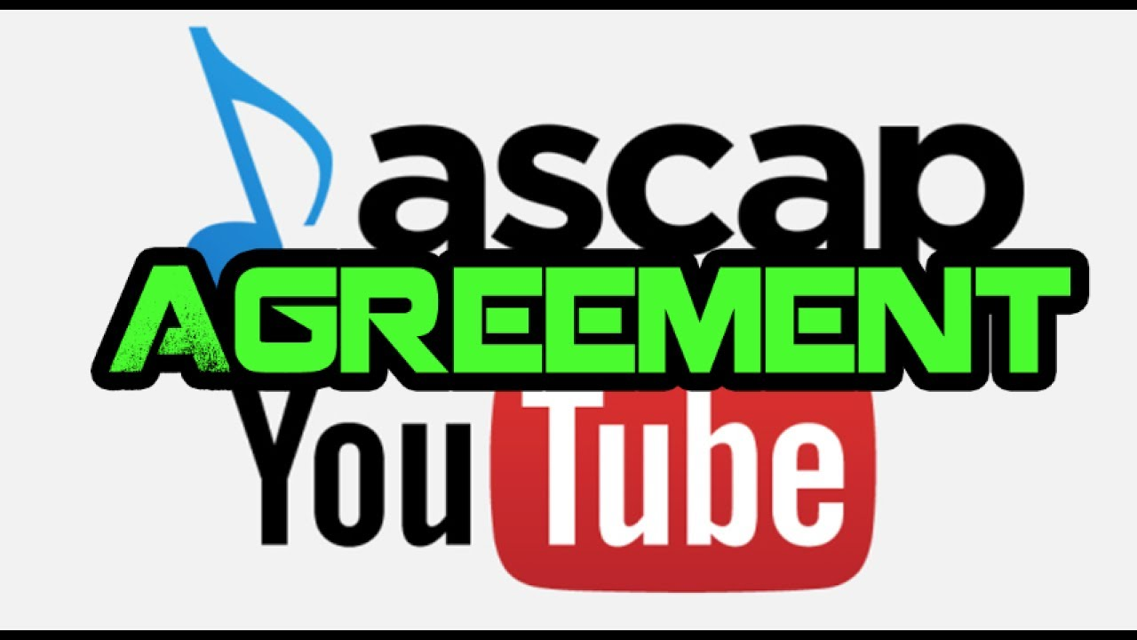 Ascap Youtube Reach New Agreement Youtube