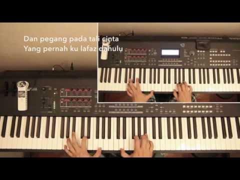 Ezad Lazim Demi Cinta - Not Really A Piano Cover