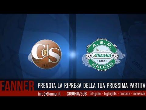 [Integrale] A - 21^ - Checco dello Scapicollo VS Alitalia Calcio - legacalcioa8.it